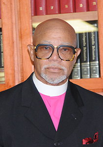 Bishop Richard E Young, 1st Assistant Presiding Bishop