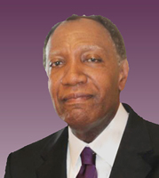 Suffragan Bishop Maxie Dobson, General Treasurer