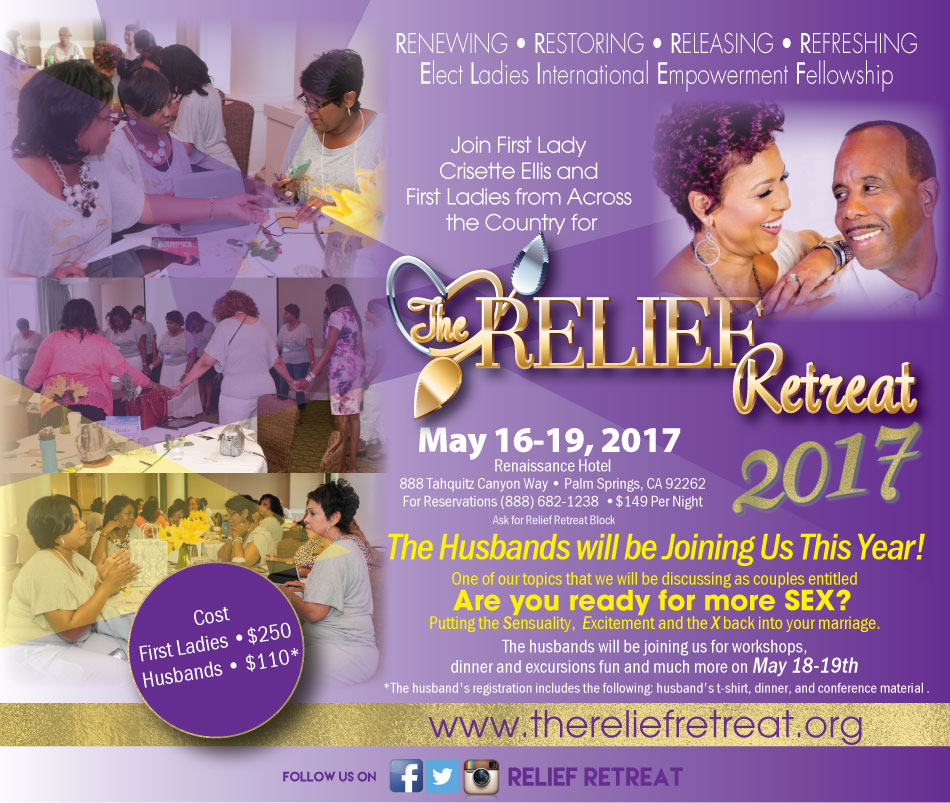 Relief Retreat 2017