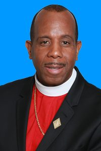 Presiding Bishop Charles H Ellis III