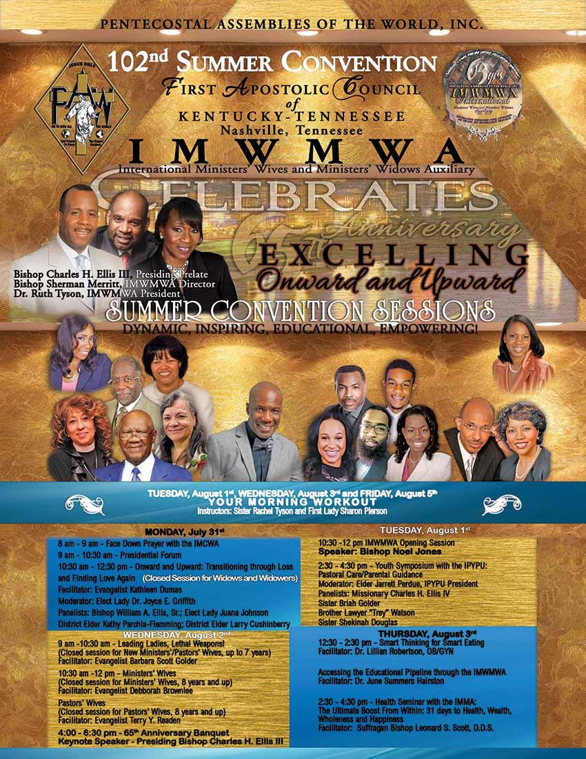 IMWMWA Program