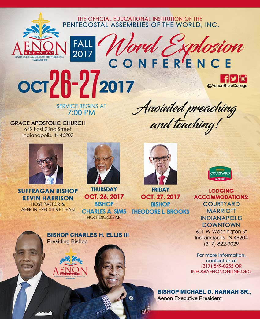 Word Explosion Fall 2017