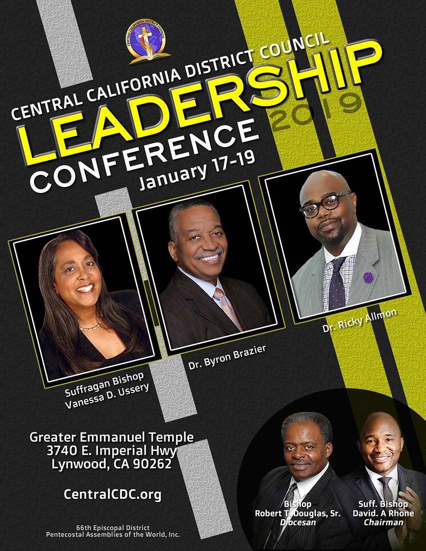 Central California District Council Leadership Conference Winter 2019