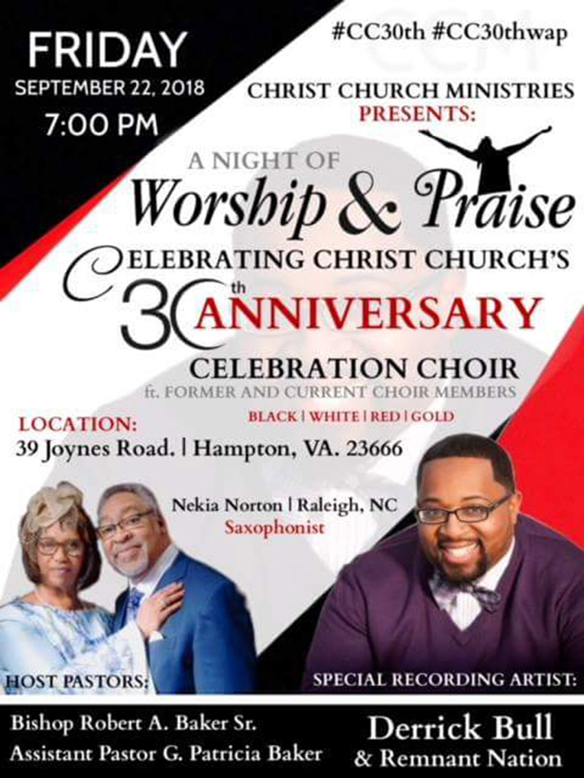 A Night of Worship and Praise