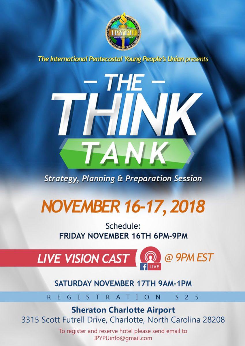 IPYPU Think Tank Fall 2018